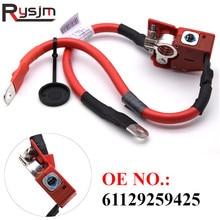 Câble de fusible de batterie pour BMW F30 F31 F34 F36 F33 F32   Protecteur de surcharge de batterie pour accessoires de voiture 61129259425
