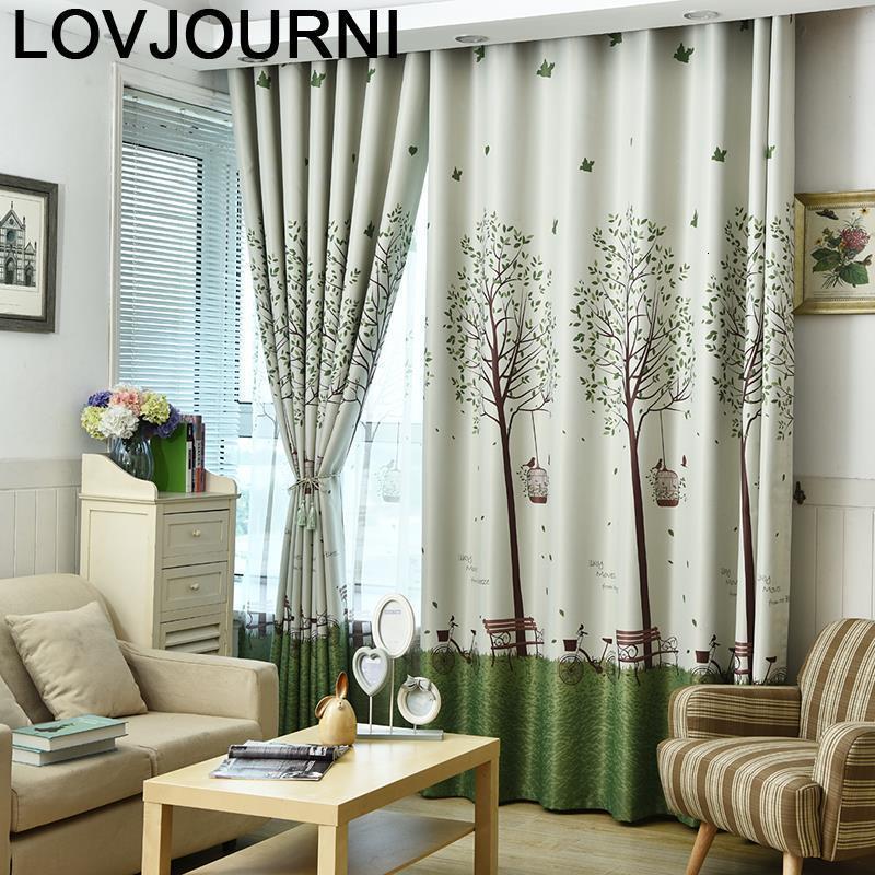 Cortinas cortas Para cocina, Cortinados, dormitorios modernos, tensores por Soggiorno Para el salón, Rideaux De lujo Para Sala De Cortinas