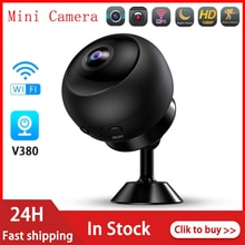New 1080P WiFi Camera Mini IP Security Camera Infrared Night Motion Remote CCTV Camera TF Card Mini