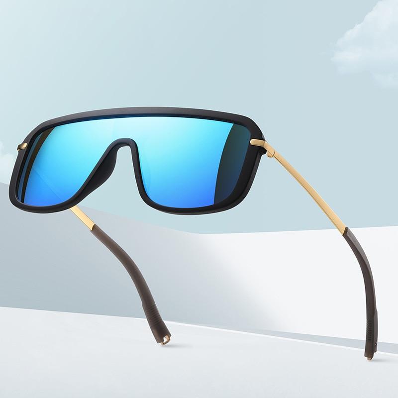 HEISKING 2021 TR90 Polarized Sunglasses For Men Women Outdoor Cycling Riding Eyewear UV400 Sport Gog