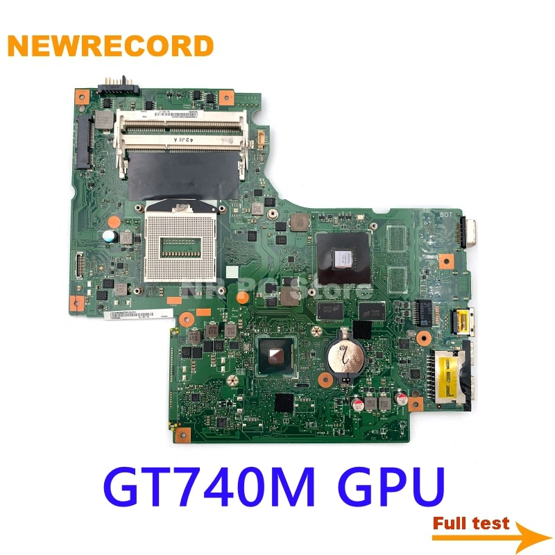 NEWRECORD DUMB02 Rev: 2.1 11S90004562 For Lenovo ideapad Z710 Laptop motherboard GT740M GPU DDR3L MAIN BOARD full test