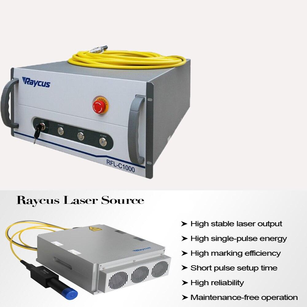 Лучшая цена китайский поставщик Raycus 20 Вт 30 Вт лазерный источник волоконный лазерный источник цена