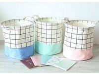 Laundry Basket Baby Laundry Baskets Eco-Friendly Picnic Basket Shop Laundry Bags Toys Sorting Basket