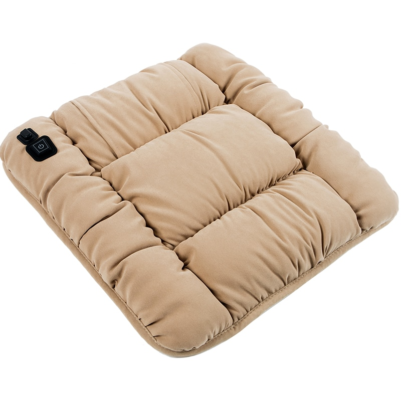 Office Sedentary Electric Heating Pad Home Car Winter Heated Mat Cosy Warm Heating Pads Tapis Chauffant Heating Pad DJ60TD