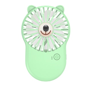 Mini Electric Handheld Fan Portable USB Charging Fans for Student Dormitory