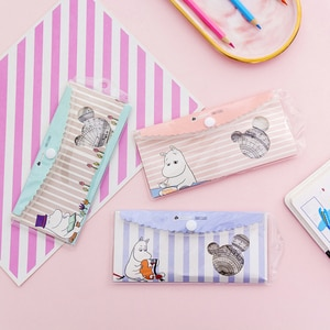 4 Pcs/se Cartoon Hippo ruler button bag set  Learn Drawing Straight Rulers School Stationery Protractor Set