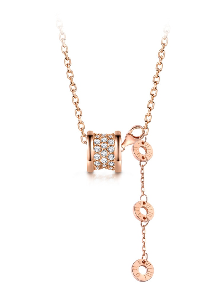 925 Silver Color Necklace Diamond Pendants for Women Colgante Ley 925 Mujer Gemstone Diamond Topaz Jewelry Pierscionki Pendant