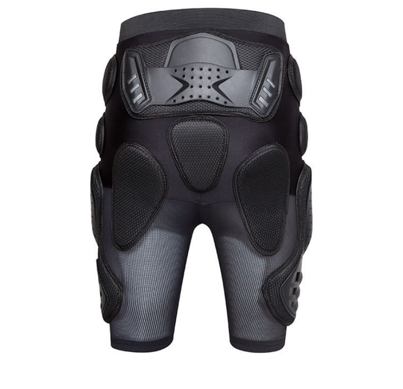 Men's Shorts Outdoor Leisure Motorcycle Racing Thigh Protector Hip Protector Skiing Mountaineering Roller Skating Multi-function