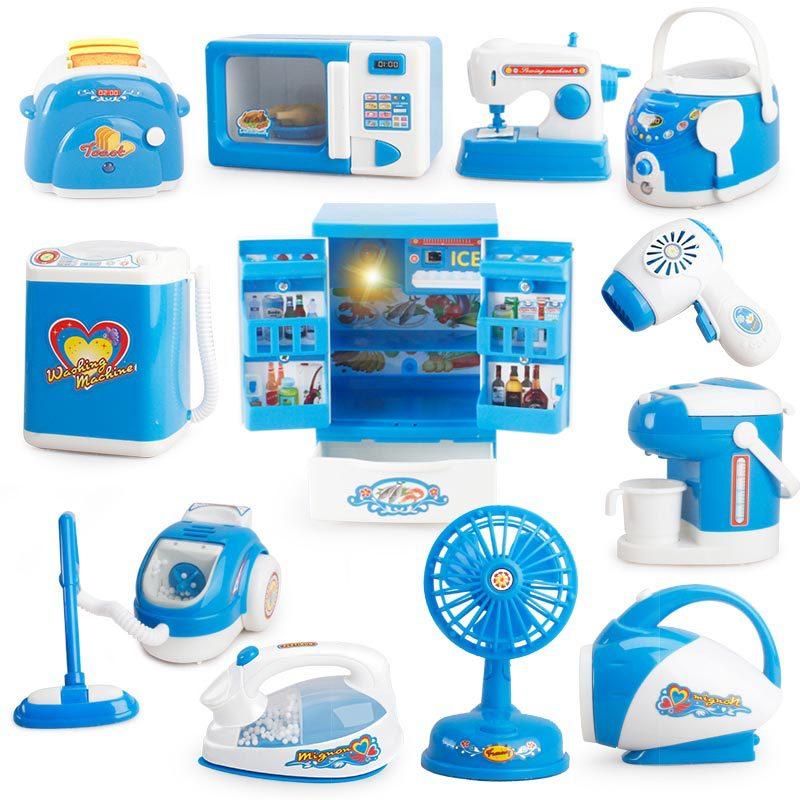Имитация мини-бытовой техники электрическое освещение для кухни обучающие игрушки