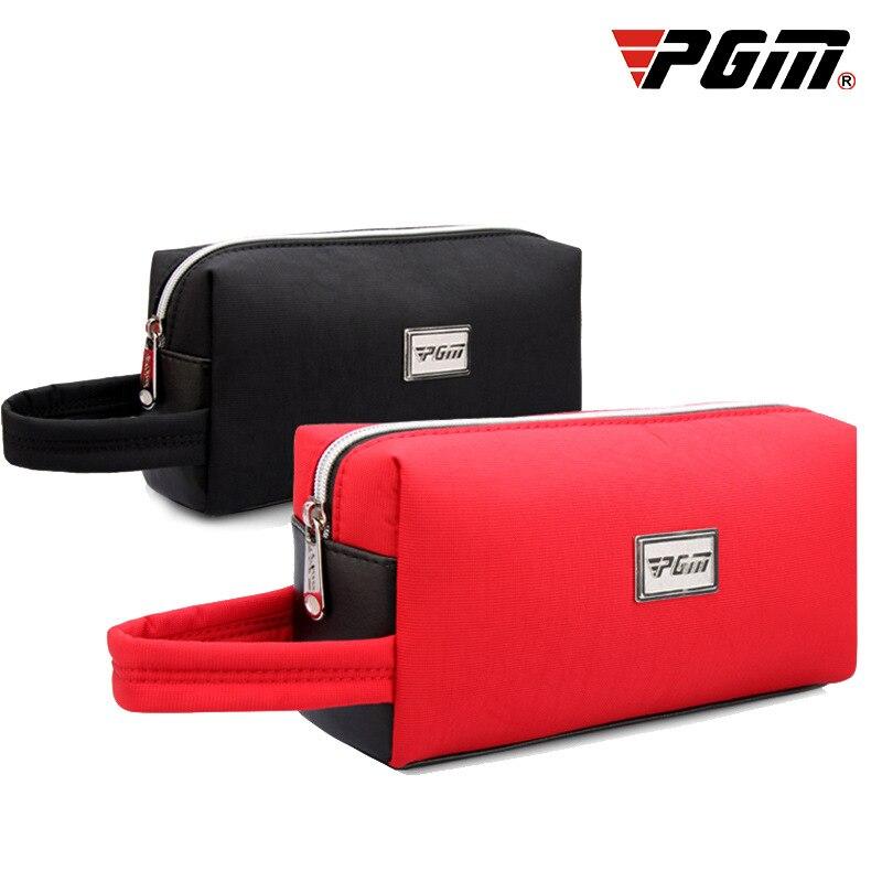 Bolso de Golf multifuncional PGM para hombres y mujeres, bolso impermeable, portátil, camiseta de Golf/toalla/pelota, bolsa grande de carrito de Golf 1 unidad