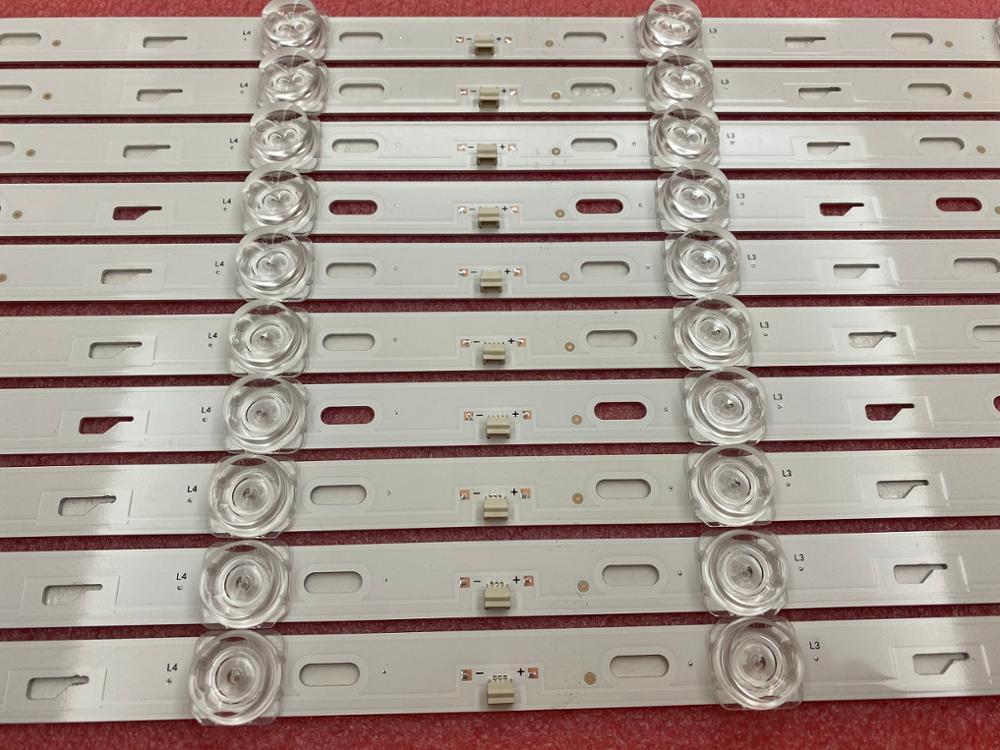 جديد 20 قطعة/الوحدة 6LED 560 مللي متر LED الخلفية stirp ل 32BC6600 JS-D-JP32EU-061EC (70329) R72-32D04-024 32D2006C2W6C1B55815M-HJ-AE