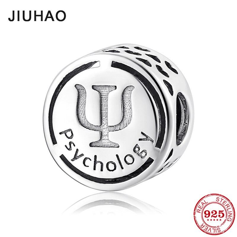 Cuenta en plata esterlina 925 de cuentas de simbolo, para la fabricación de joyas, compatible con pulseras Pandora originales, con éxito de carrera