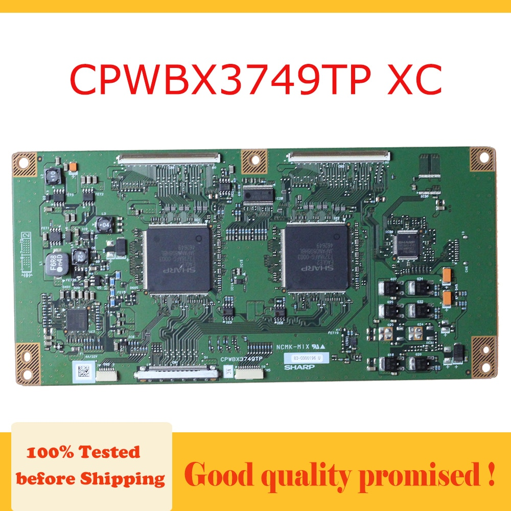 CPWBX3749TP XC-لوحة T-con CPWBX3749TPXC ، أصلية ، اختبار 100% ٪ قبل الشحن