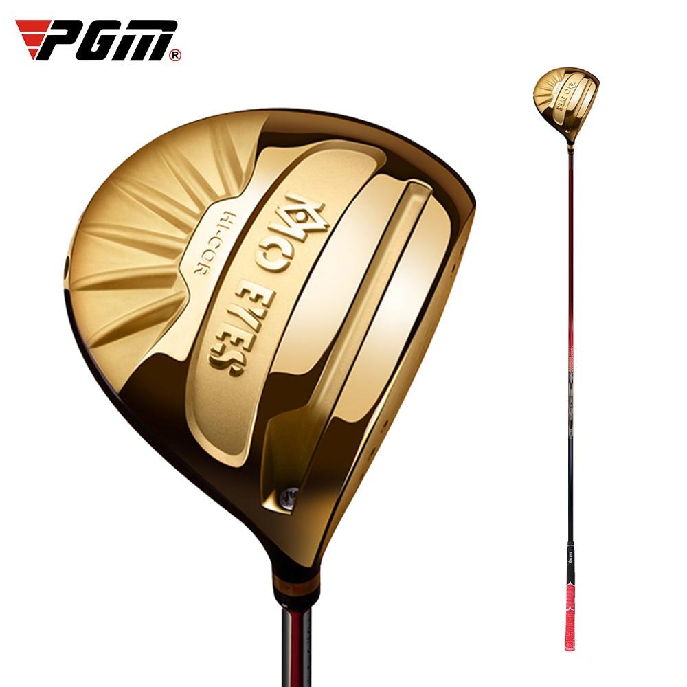 PGM Magic Eye Golf Club Tee Wood Men's Driver High Rebound Titanium Alloy Wood