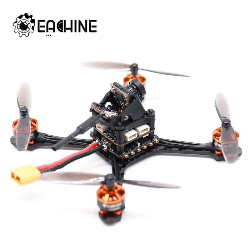 Eachine Tyro69 105mm F4 OSD 2,5 pulgadas 2-3S PNP DIY Dron de carreras con visión en primera persona Kit w/ Caddx escarabajo V2 1200TVL Cámara RC helicópteros
