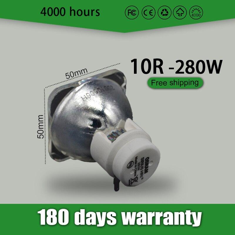 280W sharpy 10R projector lamp moving head beam stage light R10 MSD Platinum 10R Lamp недорого