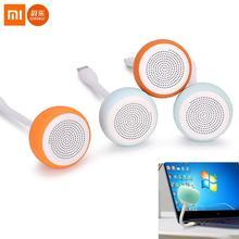 Neue Xiaomi Velev M83 Lautsprecher HIFI subwoofer USB Mini Audio Lautsprecher Verstärker Lounspeaker Für Computer Laptop