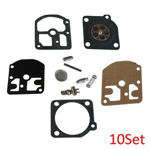 10 шт./набор, Carb Ремонтный комплект 4 C1S-S3 C1S-S3A-G C1S-SK1 C1S-SK2 Rep OEM ZAMA RB-13