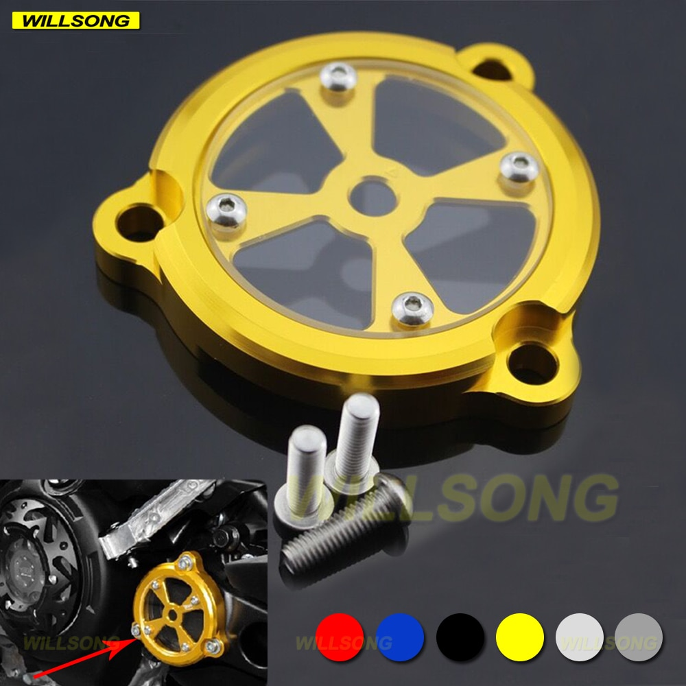 Front Drive Shaft Cover Engine Stator Protector Crankcase Falling Protection For YAMAHA TMAX530 Motorcycle Accessories