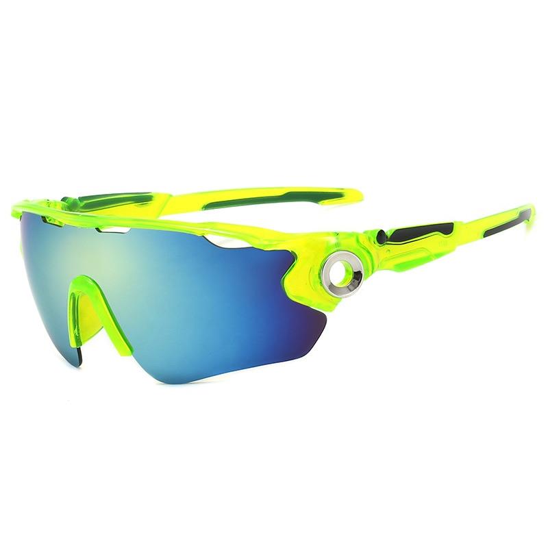 Sports Men Women Sunglasses Road Bicycle Glasses Mountain Cycling Riding Protection Goggles Eyewear Mtb Bike Sun Glasses UV400
