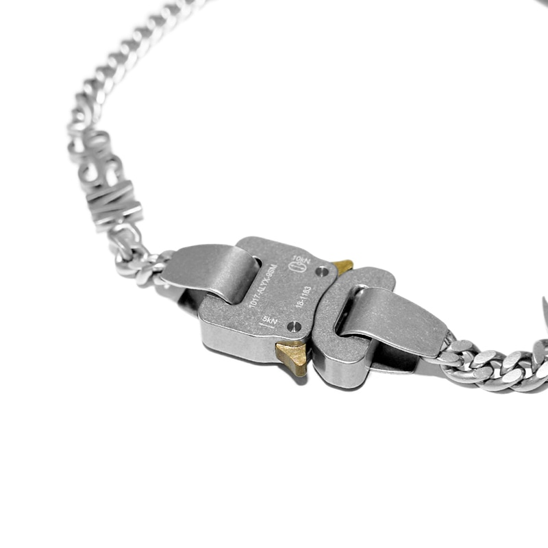 Statement Jewelry 1017 ALYX 9SM ALYX Hero Chain Necklace Hip Hop Heart Pendant ALYX Street Lightning Accessories Necklaces Gifts