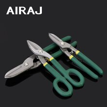 AIRAJ Industrie Luftfahrt Scheren 8/ 10/ 12 Multifunktionale Tragbare Haushalt Zinn Legierung Schere Metall PVC Cutter