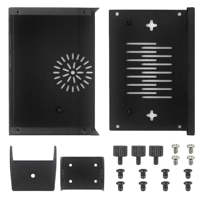 Gabinete para Jetson Desenvolvedor com Suporte para Câmera Reset e Botões de Energia Nano Suporte Único Binocular Câmera c 97qb Kit ou