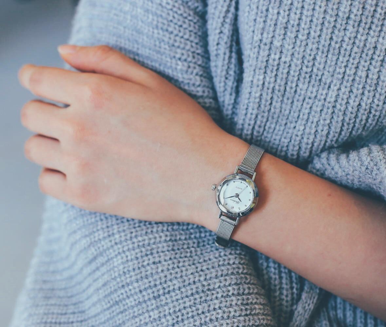 Women Quartz Analog Wrist Small Dial Delicate Watch Luxury Business Watches часы женские