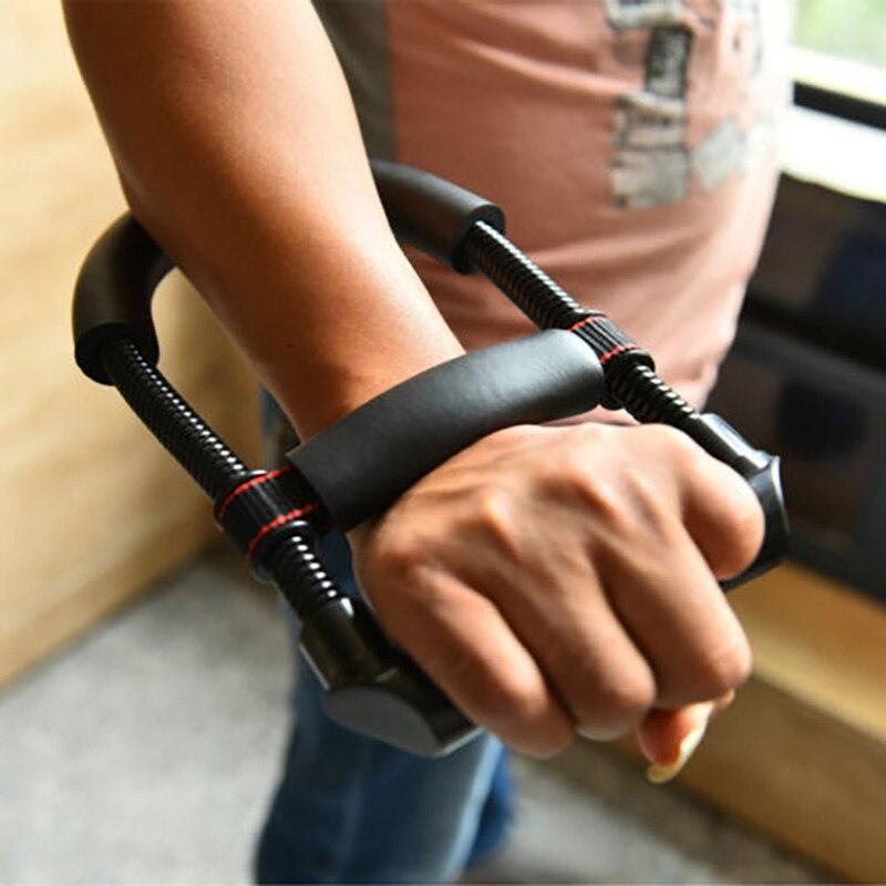 Entrenador de muñeca brazo de mano empuñadura de fuerza ajustable