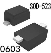 YSTB SOD-523 100PCS SLRB520S-30T1G RB751S-40 1N4148WT MM5Z8V2