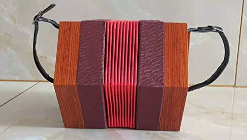 Concertina 30-button diatonic wood accordion enlarge