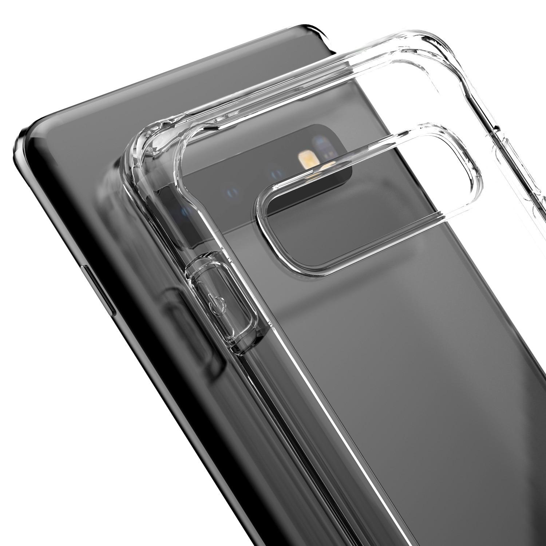 Transparent Creative Soft Shockproof Bumper Phone Case for Samsung Samsung S10 10E Plus Case Umper Resistant Protectionl Cover