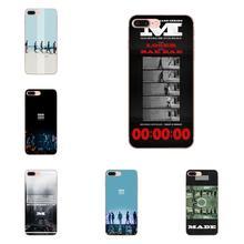 TPU Silicone Case For Xiaomi CC9 CC9E Mi 3 4 4i 5 5S 6 6X 8 9 SE Play Plus Pro Lite A1 Mix 2 Note 3 Kpop Bigbang Made Logo