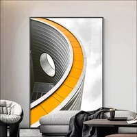 modern abstract painting geometric poster art picture canvas mural decorative printing waterproof poster gift 50x70 60x90cm