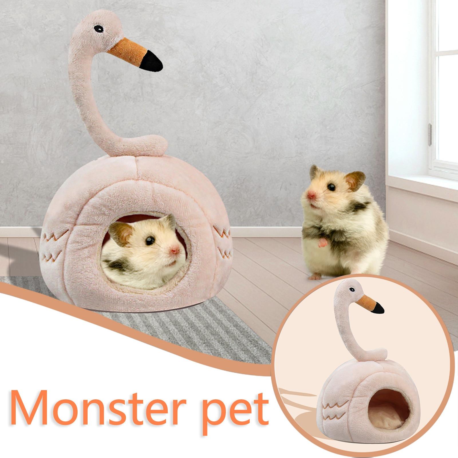 Casa para perros y gatos suave y cómoda, mascota hámster, pájaro mágico,...