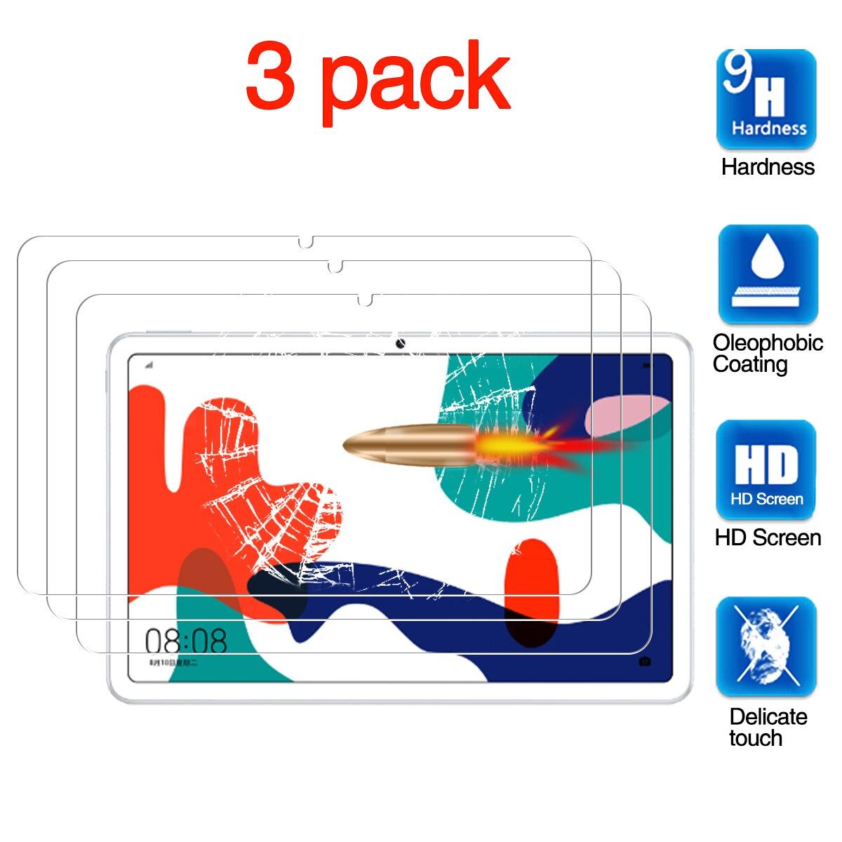 Protector de pantalla para Huawei MatePad, película protectora para Tablet, vidrio templado antiarañazos para Huawei MatePad (10,4 pulgadas)