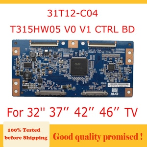 T con Board T315HW05 V0 V1 CTRL BD 31T12-C04 for TV Replacement Board Original Product Free Shipping T315HW05 V0 V1 31T12-C04
