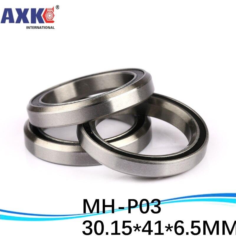 "1-1/8 ""28.575mm rodamiento de auriculares para bicicleta MH-P03 ACB345 (30,15x41x6,5mm, 45/45) rodamiento híbrido de cerámica"