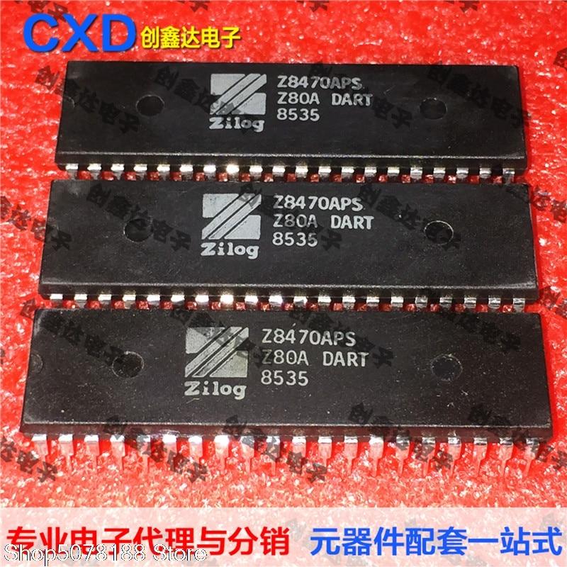 5 piezas Z80A dardo Z8470APS TelecommuniIC Original