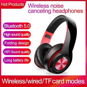 Wireless Headset Noise Reduction noise Headset Sports Subwoofer Headset sports headset