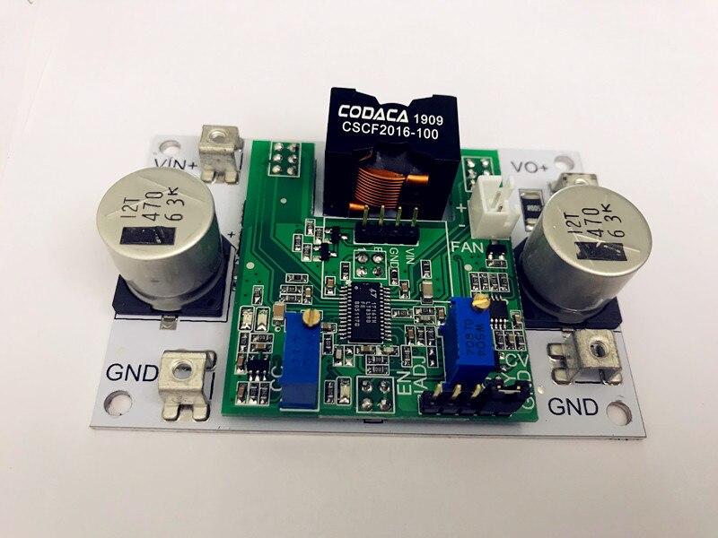 Fonte de Alimentação Constante-tensão de Carregamento da Bateria v a 5-48 Automática Buck-boost Ajustável Constante-corrente 18a 12 24 36 48 v dc