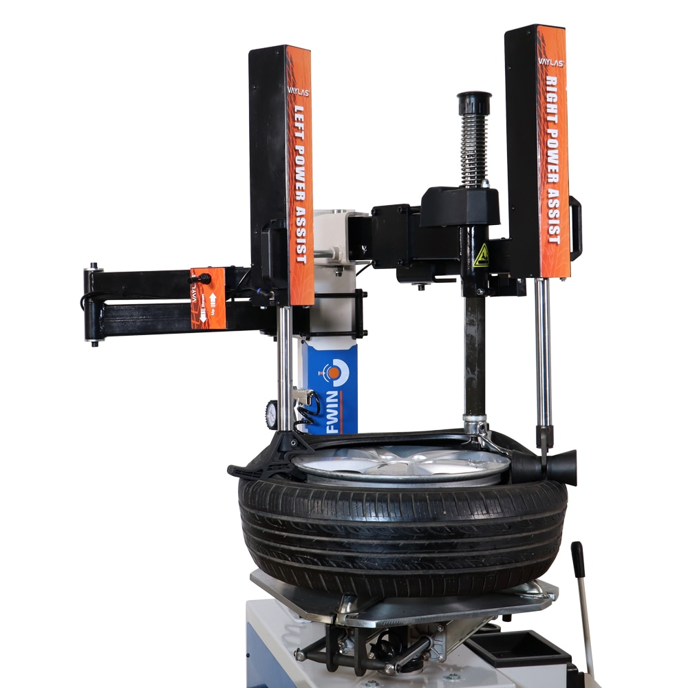 Tyre Tire Wheel Changer Machine Grilled Machine Left Auxiliary Mounting Arm