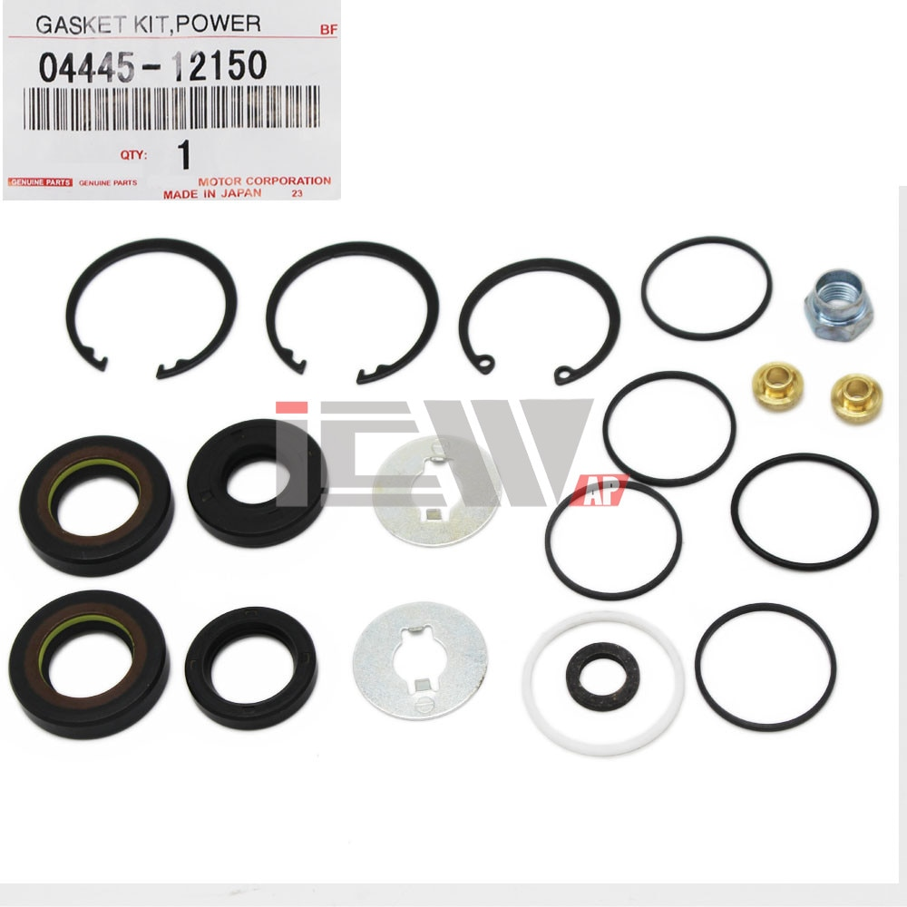 Мощность рулевой механизм комплект прокладка для стойки и шестерни для TOYOTA Corolla Sprinter Spacio OEM: 04445-12150