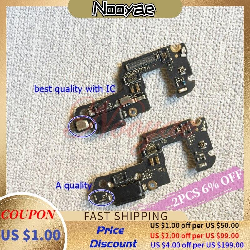 Novaphomat cargador para Huawei honor 7X 8C 5A 6A 6X8 9 10 honor 8 honor 9 puerto de carga USB cable flexible de micrófono MIC