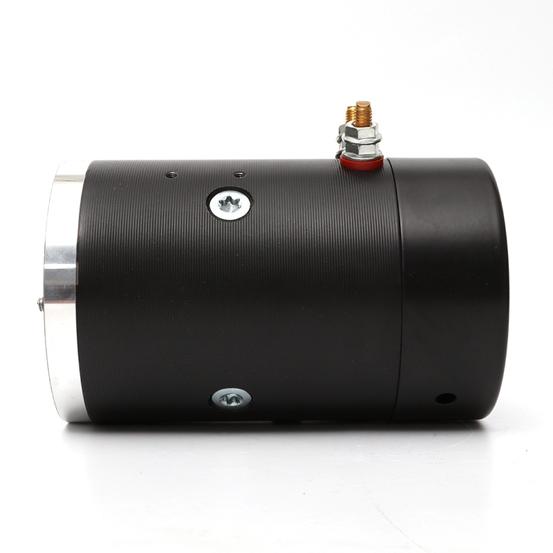 2.5kw Low-voltage DC Brushed Copper Core Motor Car Tail Plate Motor Stacked Car Power Unit Motor Electrical 12v, 24v 60 Iso9001 enlarge