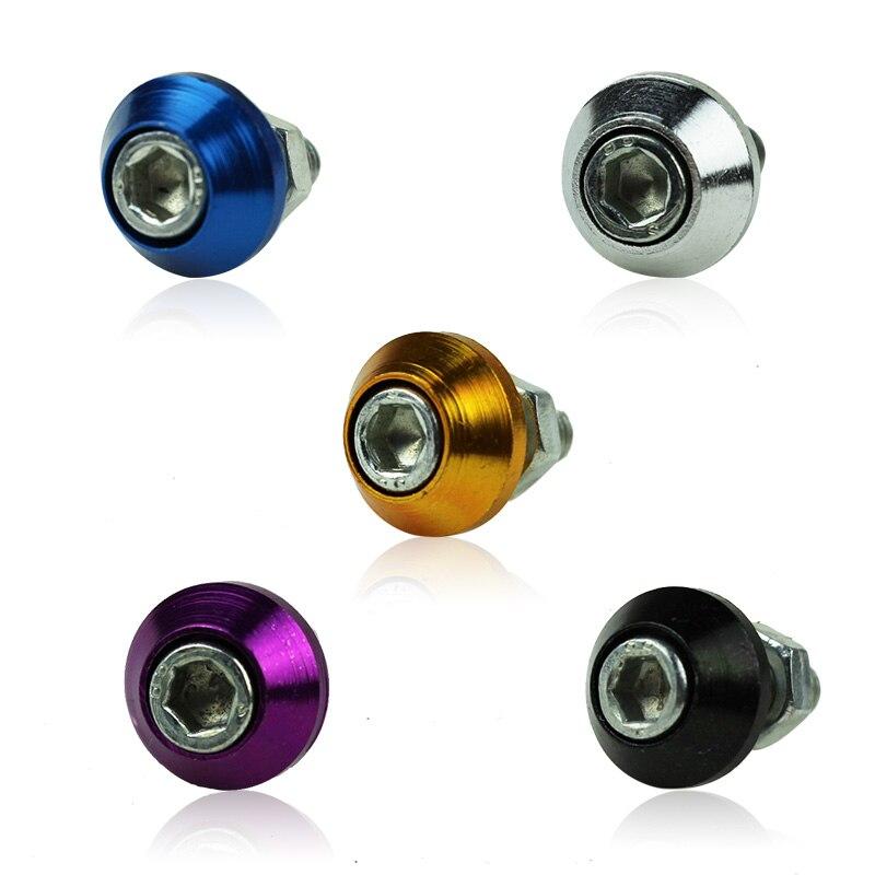 Tornillos de motocicleta para hayabusa GSXR1300 1996-2007 tornillos de carenado GSX1300R 1997 1998 1999 negro