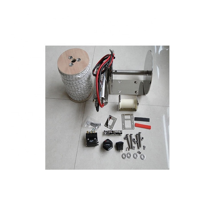 hing quality 12V electric anchor winch