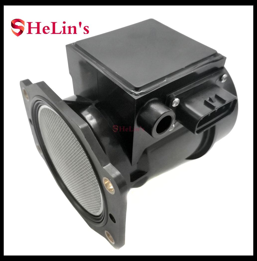 22680AA160 A36-000 R60 0986JG0313 F00E000672 Mass Air Flow MAF Sensor For SUBARU IMPREZA LEGACY 2.0 i 2.0i R Turbo GT AWD 2.0L