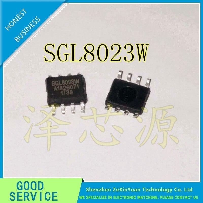30 шт./лот SGL8023W SGL8023 SOP-8 одноканальный DC LED свет управления сенсорный чип новый оригинальный