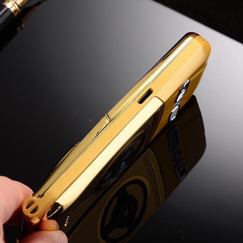 760 Mini Flip Phone  Dual Sim  Metal Body camera Bluetooth MP3 FM  Russia Bar mobile phone enlarge